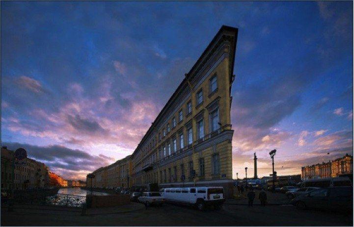 Дома в санкт петербурге фото