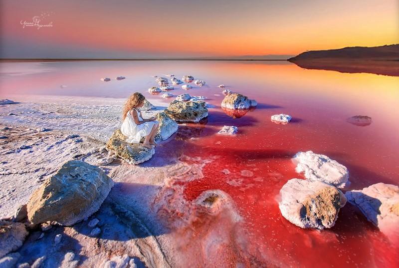 Кояшское озеро.